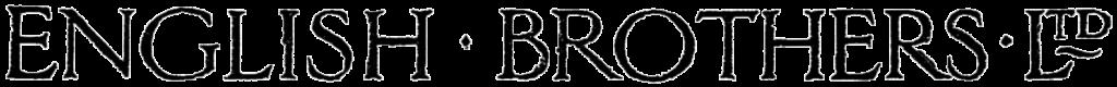 English Brothers Ltd Heritage Logo