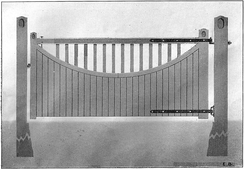 Entrance Gate Pattern 35