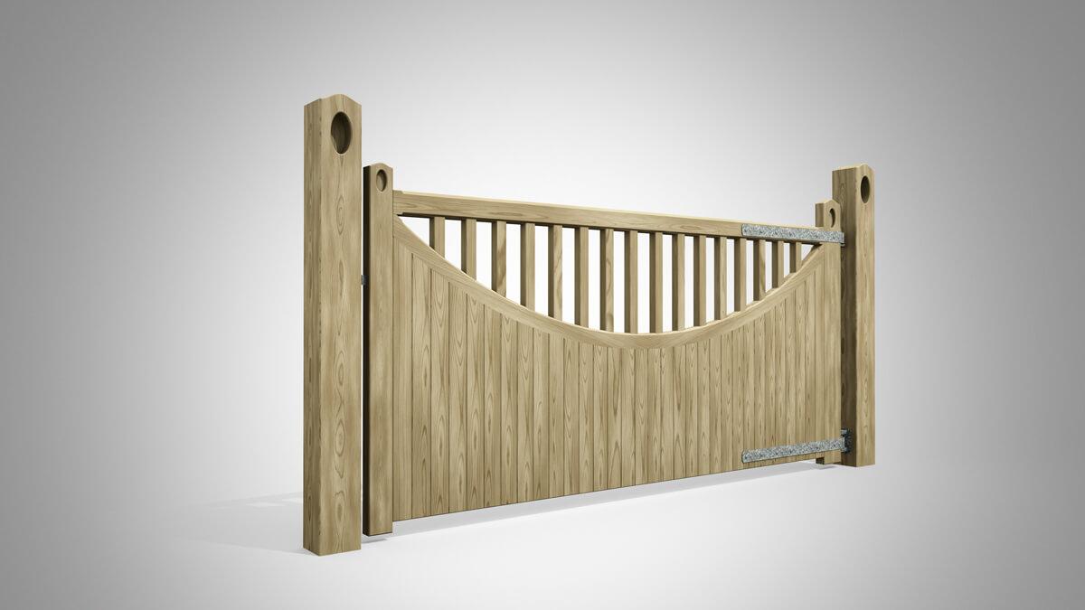 Entrance Gates Pattern 35